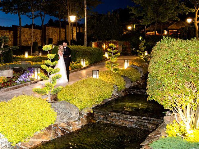 La boda de Gema y Ernesto en Miraflores De La Sierra, Madrid 32