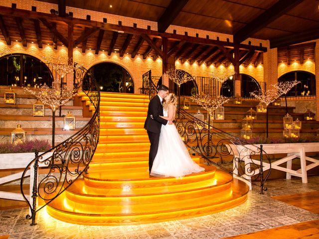 La boda de Gema y Ernesto en Miraflores De La Sierra, Madrid 1