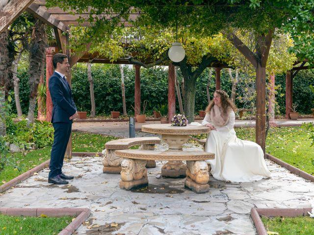 La boda de Alejandro y Pilar en Granada, Granada 9