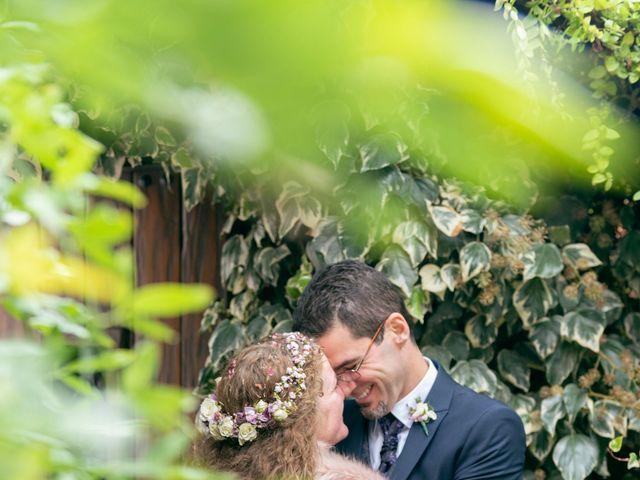La boda de Alejandro y Pilar en Granada, Granada 11