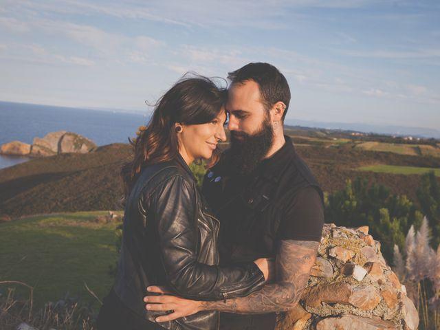 La boda de David y Aida en Malleza, Asturias 4