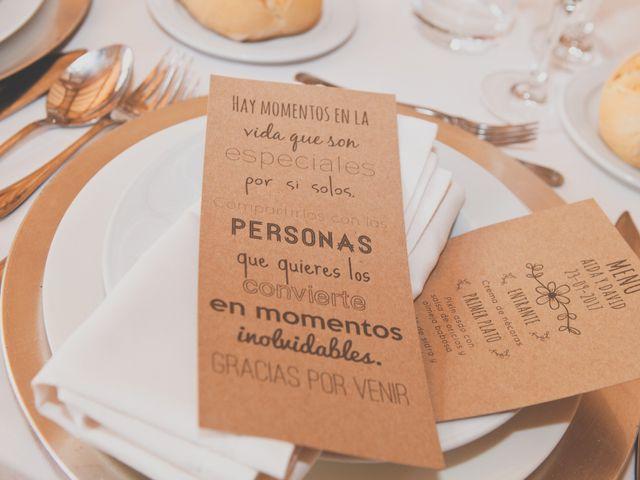 La boda de David y Aida en Malleza, Asturias 21