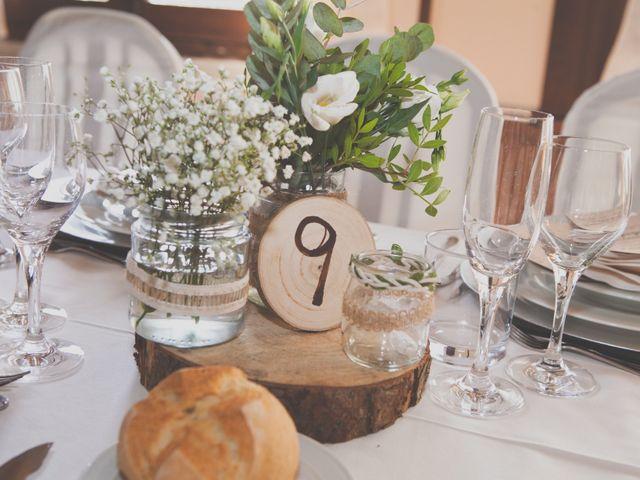 La boda de David y Aida en Malleza, Asturias 22
