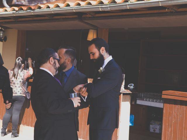 La boda de David y Aida en Malleza, Asturias 25