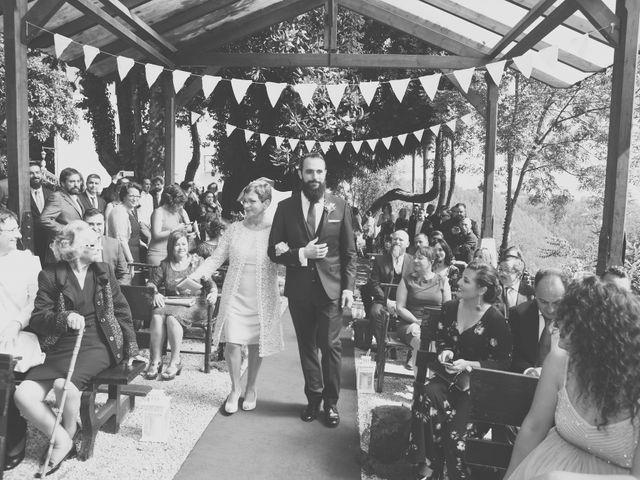 La boda de David y Aida en Malleza, Asturias 35