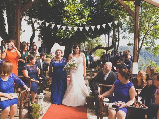 La boda de David y Aida en Malleza, Asturias 36