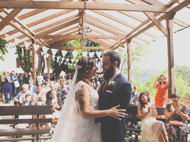 La boda de David y Aida en Malleza, Asturias 44