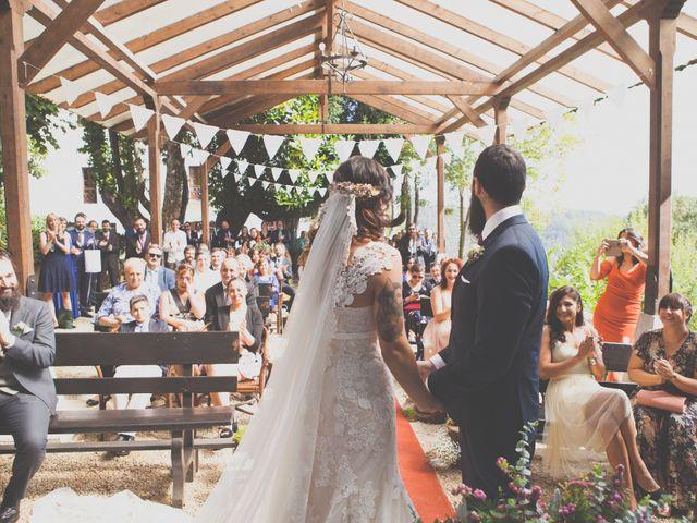 La boda de David y Aida en Malleza, Asturias 45