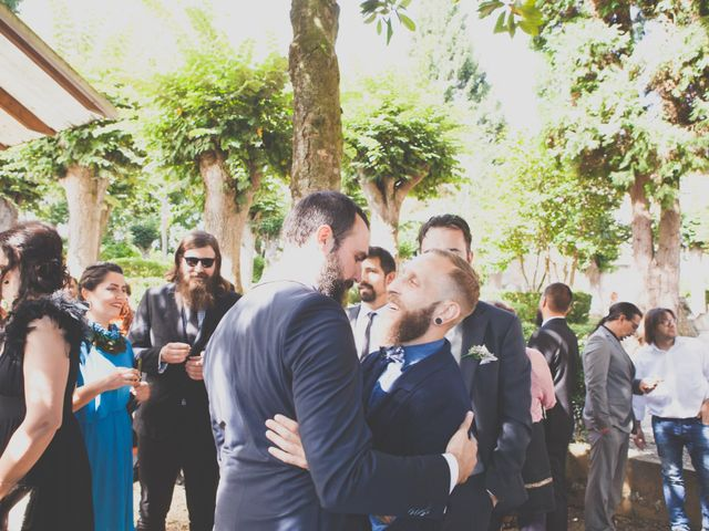 La boda de David y Aida en Malleza, Asturias 48