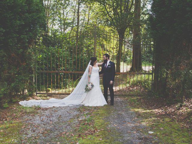 La boda de David y Aida en Malleza, Asturias 54