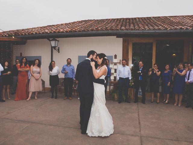 La boda de David y Aida en Malleza, Asturias 61