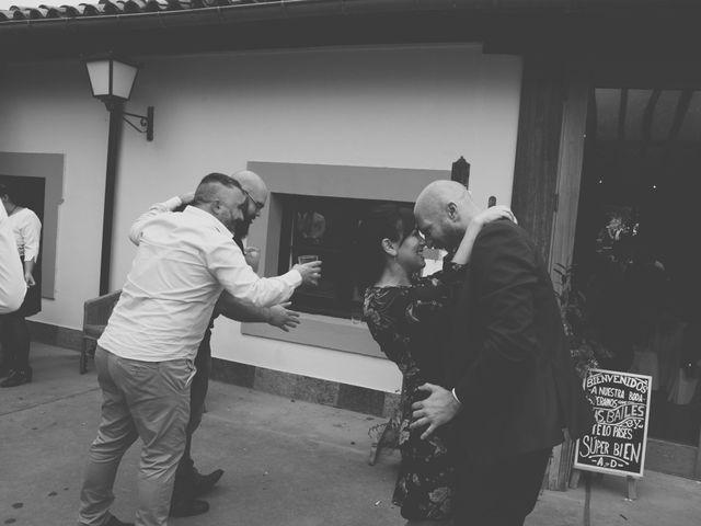 La boda de David y Aida en Malleza, Asturias 67