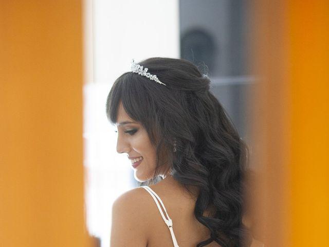 La boda de Carlos y Sara en Madrid, Madrid 14