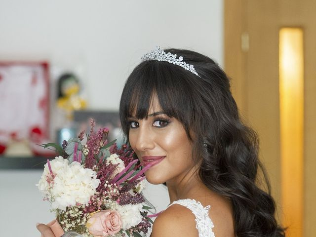 La boda de Carlos y Sara en Madrid, Madrid 20