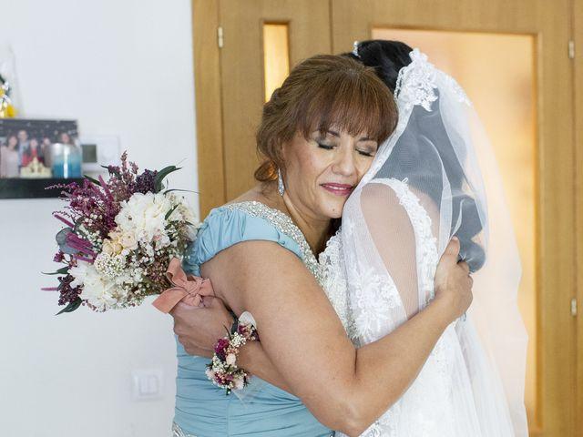 La boda de Carlos y Sara en Madrid, Madrid 24