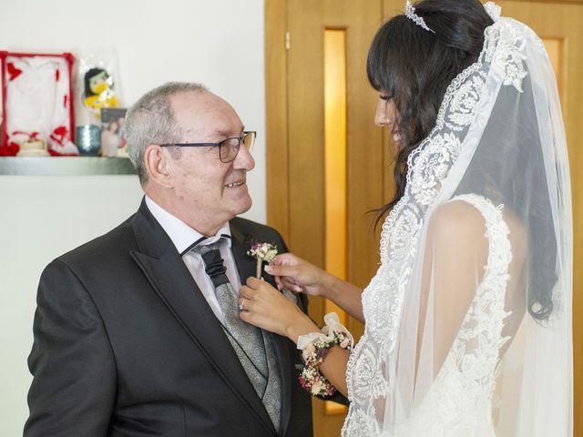 La boda de Carlos y Sara en Madrid, Madrid 25