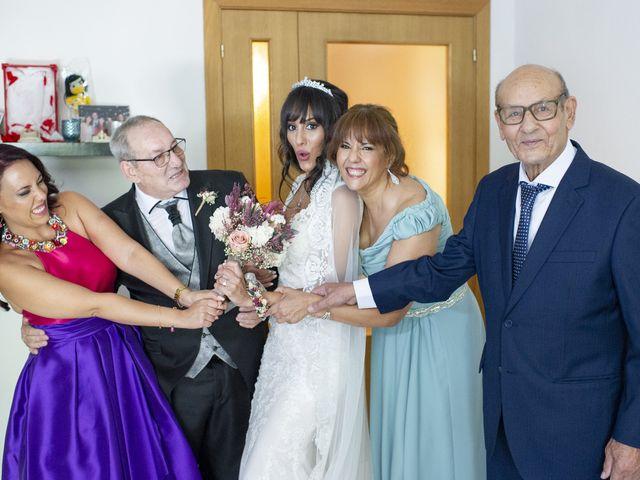 La boda de Carlos y Sara en Madrid, Madrid 26