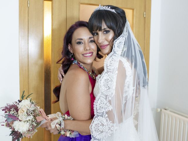 La boda de Carlos y Sara en Madrid, Madrid 27