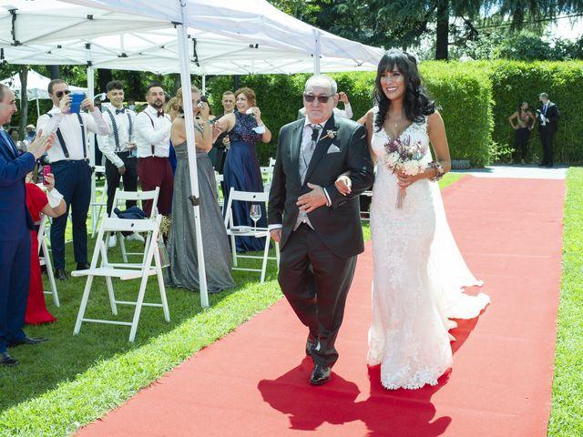 La boda de Carlos y Sara en Madrid, Madrid 30