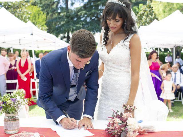 La boda de Carlos y Sara en Madrid, Madrid 33