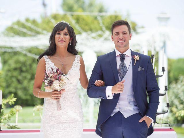 La boda de Carlos y Sara en Madrid, Madrid 34