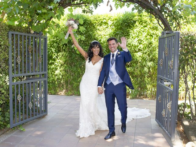 La boda de Carlos y Sara en Madrid, Madrid 36