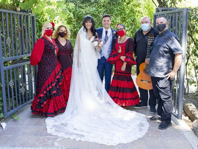 La boda de Carlos y Sara en Madrid, Madrid 37