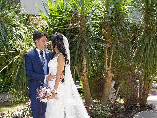 La boda de Carlos y Sara en Madrid, Madrid 38