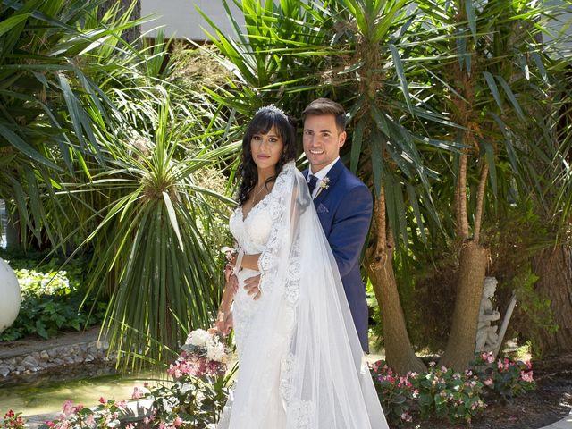 La boda de Carlos y Sara en Madrid, Madrid 40