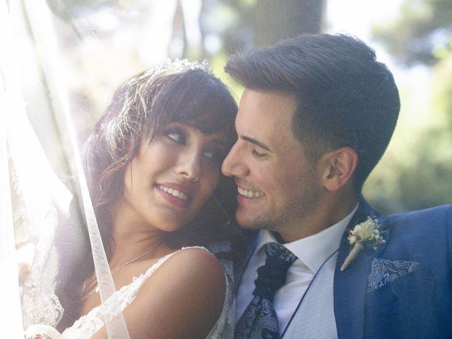 La boda de Carlos y Sara en Madrid, Madrid 41