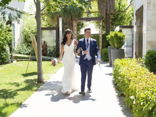 La boda de Carlos y Sara en Madrid, Madrid 43