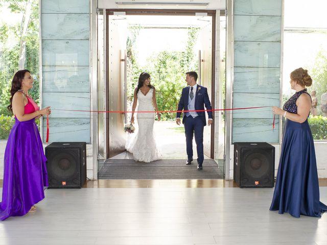 La boda de Carlos y Sara en Madrid, Madrid 49
