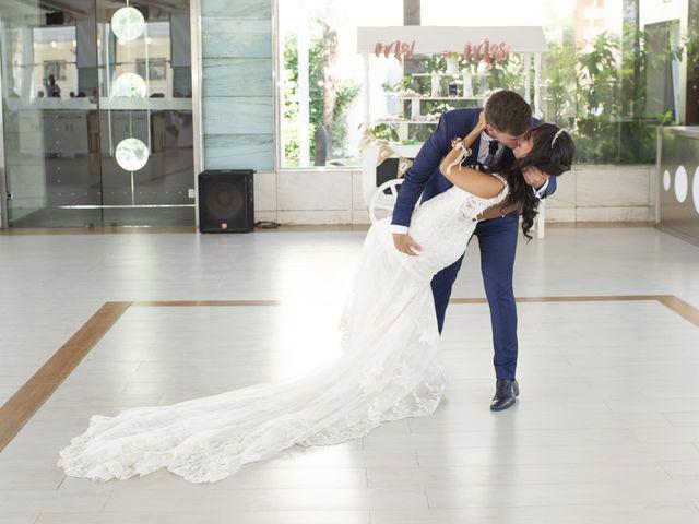 La boda de Carlos y Sara en Madrid, Madrid 50