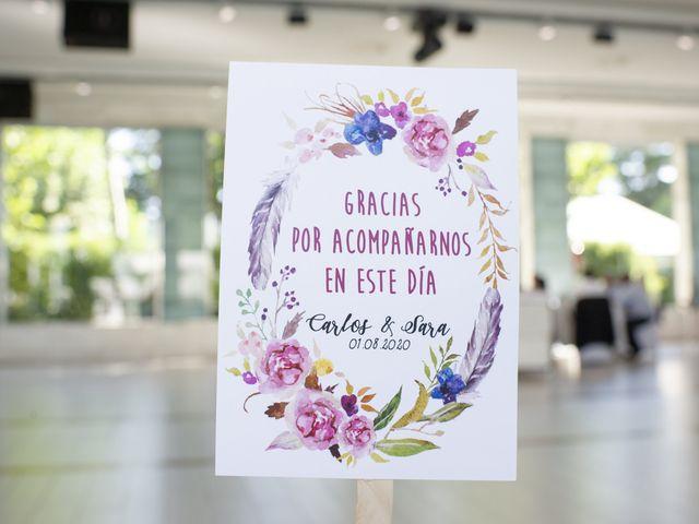 La boda de Carlos y Sara en Madrid, Madrid 57