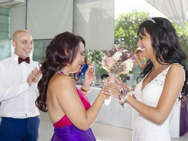 La boda de Carlos y Sara en Madrid, Madrid 61