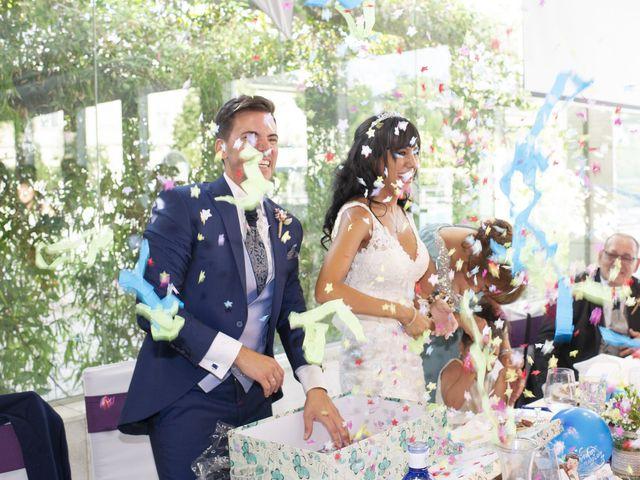 La boda de Carlos y Sara en Madrid, Madrid 64