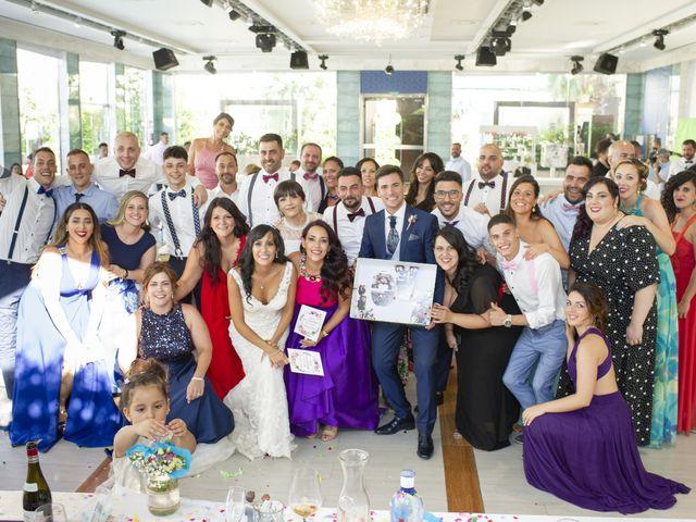 La boda de Carlos y Sara en Madrid, Madrid 65