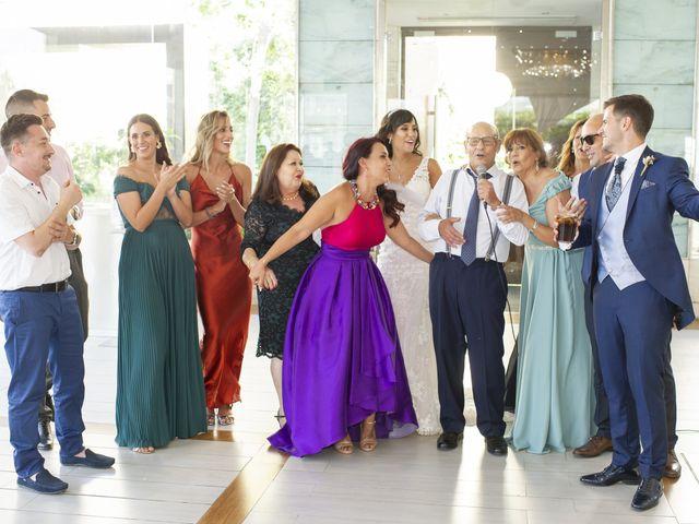 La boda de Carlos y Sara en Madrid, Madrid 66