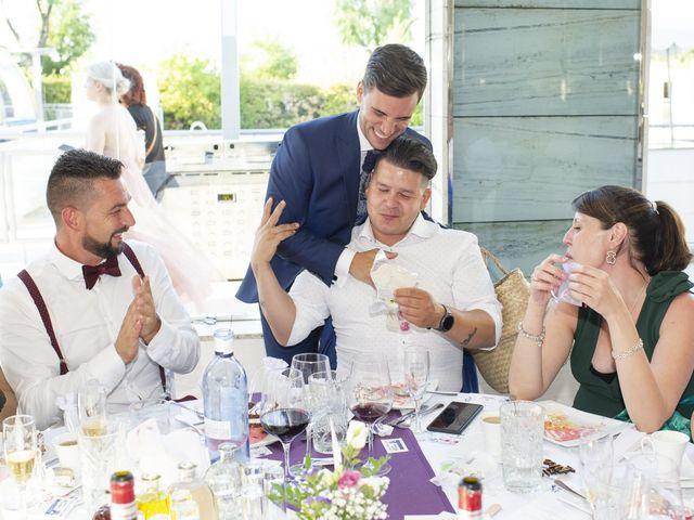 La boda de Carlos y Sara en Madrid, Madrid 71