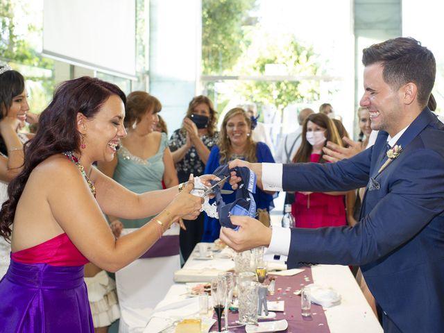 La boda de Carlos y Sara en Madrid, Madrid 73