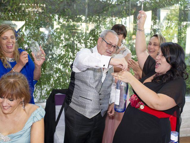 La boda de Carlos y Sara en Madrid, Madrid 74