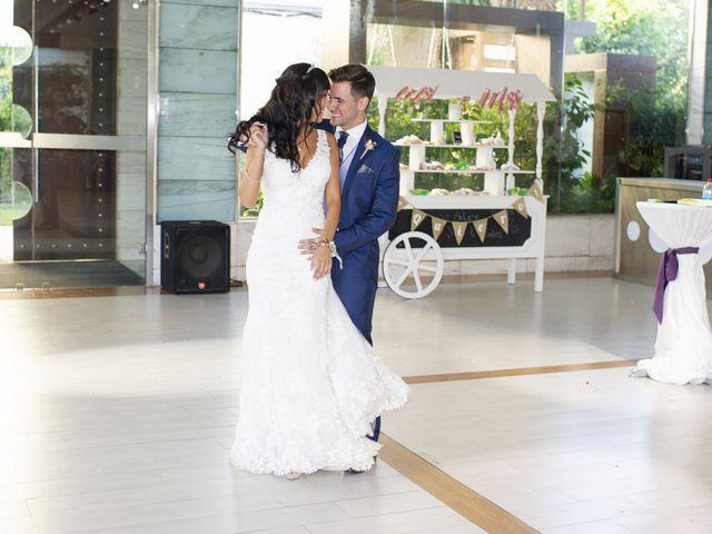 La boda de Carlos y Sara en Madrid, Madrid 75