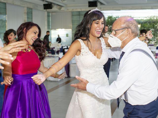 La boda de Carlos y Sara en Madrid, Madrid 76