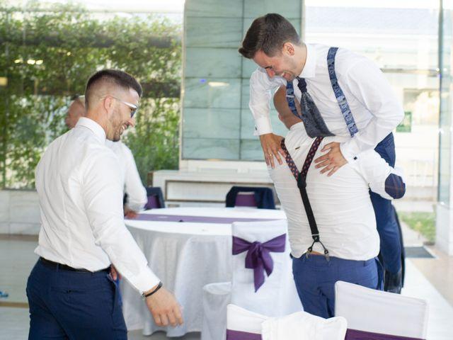La boda de Carlos y Sara en Madrid, Madrid 77