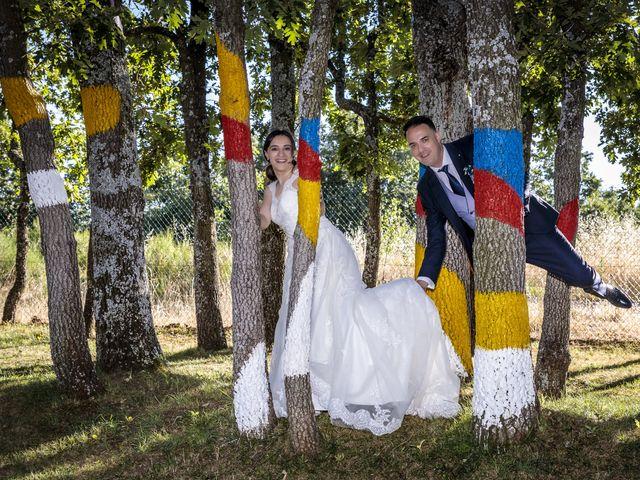 La boda de Rubén y Cristina en Garrafe De Torio, León 1