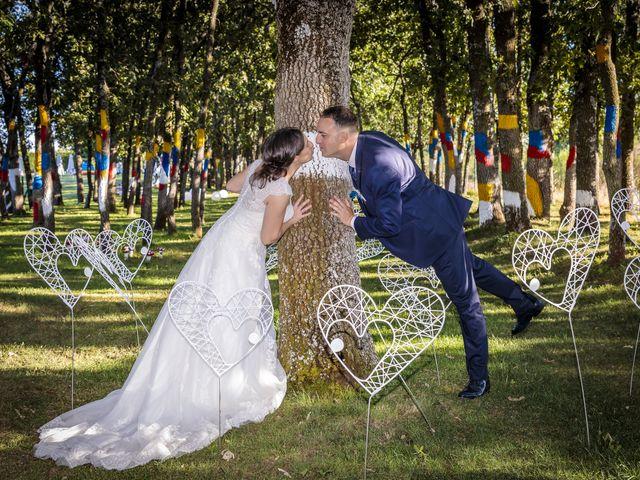 La boda de Rubén y Cristina en Garrafe De Torio, León 2