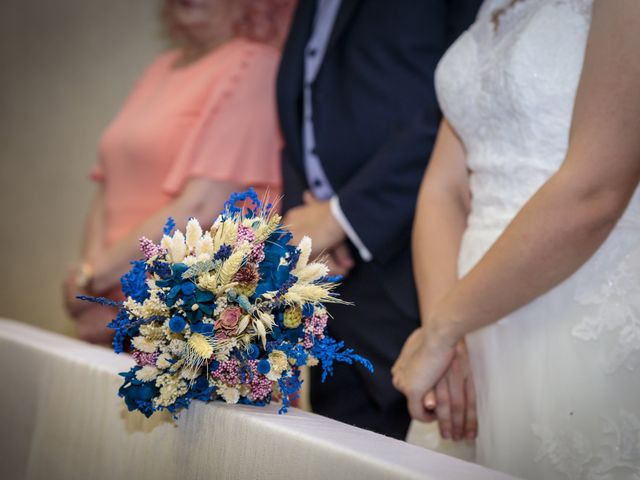 La boda de Rubén y Cristina en Garrafe De Torio, León 6