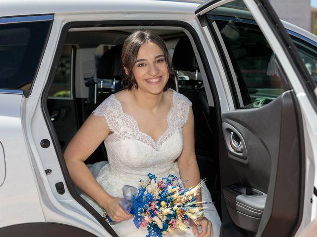 La boda de Rubén y Cristina en Garrafe De Torio, León 7