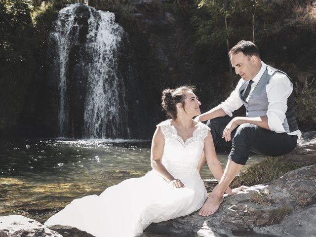 La boda de Rubén y Cristina en Garrafe De Torio, León 9