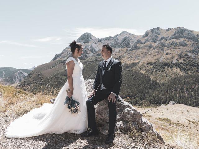 La boda de Rubén y Cristina en Garrafe De Torio, León 11
